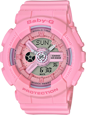 BA110-4A1 in Pink