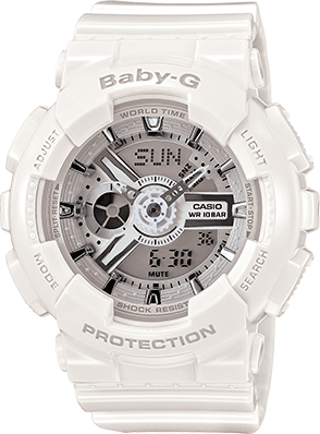 BA110-7A3 in White