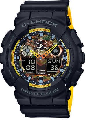 GA100BY-1A in Black
