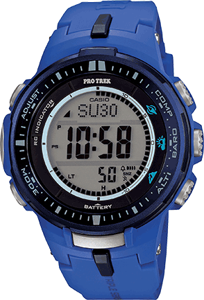PRW3000-2B in Blue