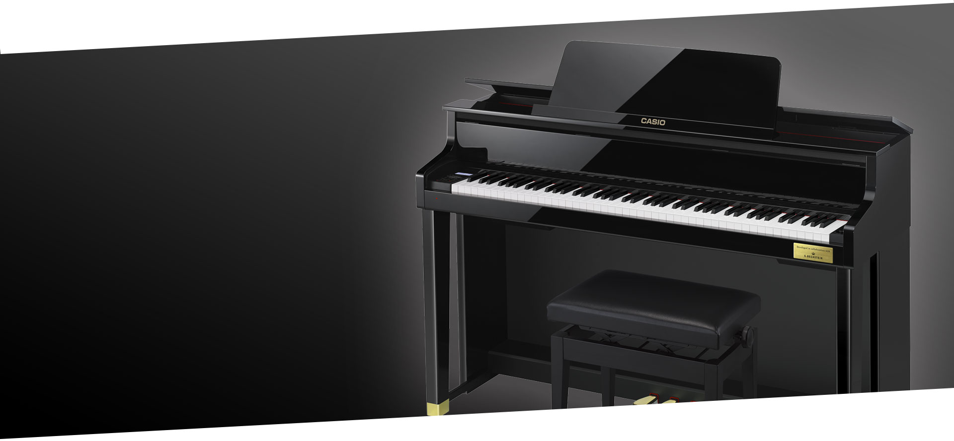 The GP-400 Grand Hybrid Piano