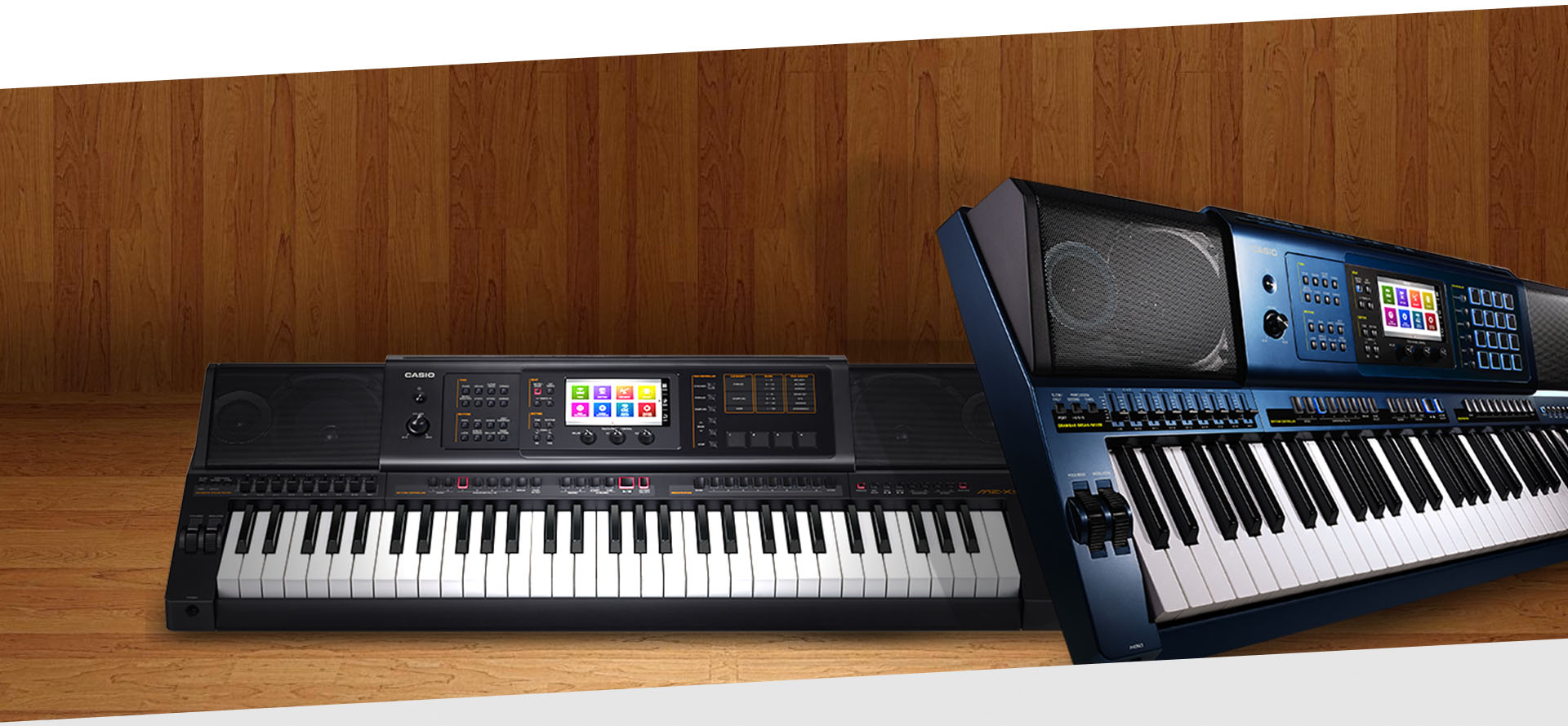 MZ-X Series - The evolutionary successor to Casio's powerful MZ-2000 Series instruments.