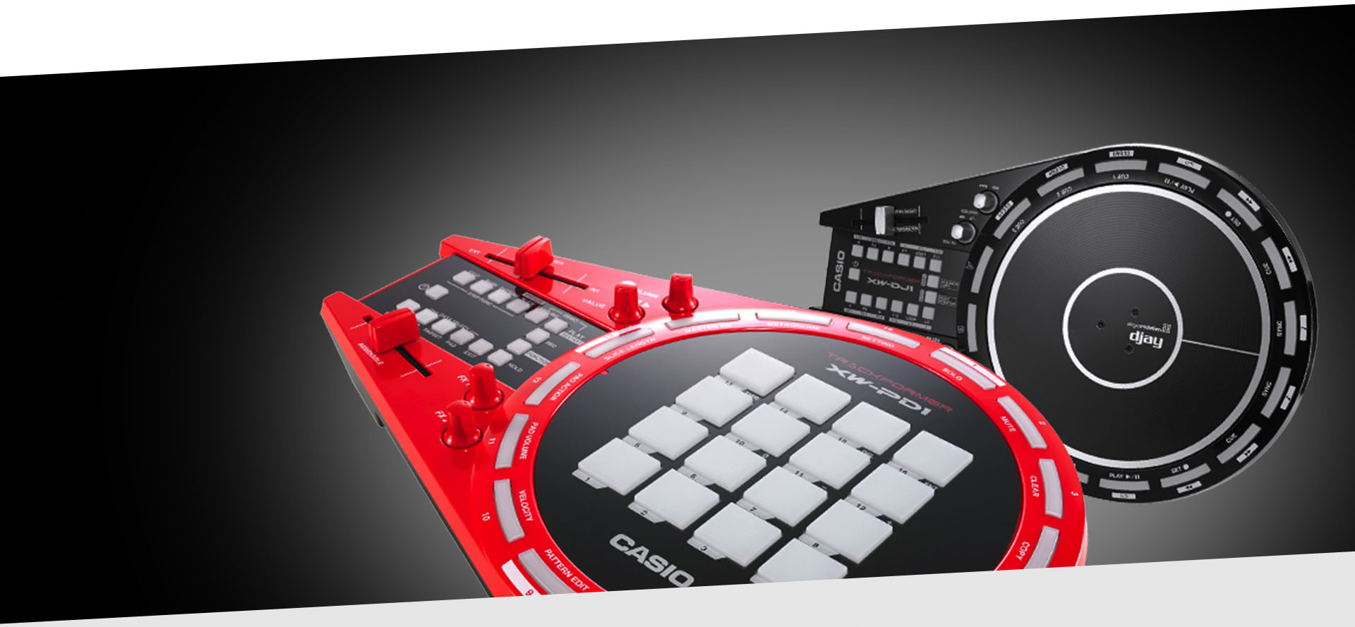 Trackformer - The All-In-One DJ Controller