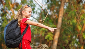 Try these 3 games next time you hit the trail as a family