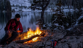 Surviving extreme weather conditions while camping