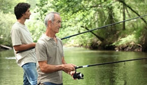 Check out these easy fresh water fishing tips