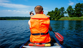 Best locations for canoeing in the South