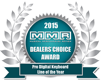 Musical Merchandise Review Annual Dealers' Choice Award winner