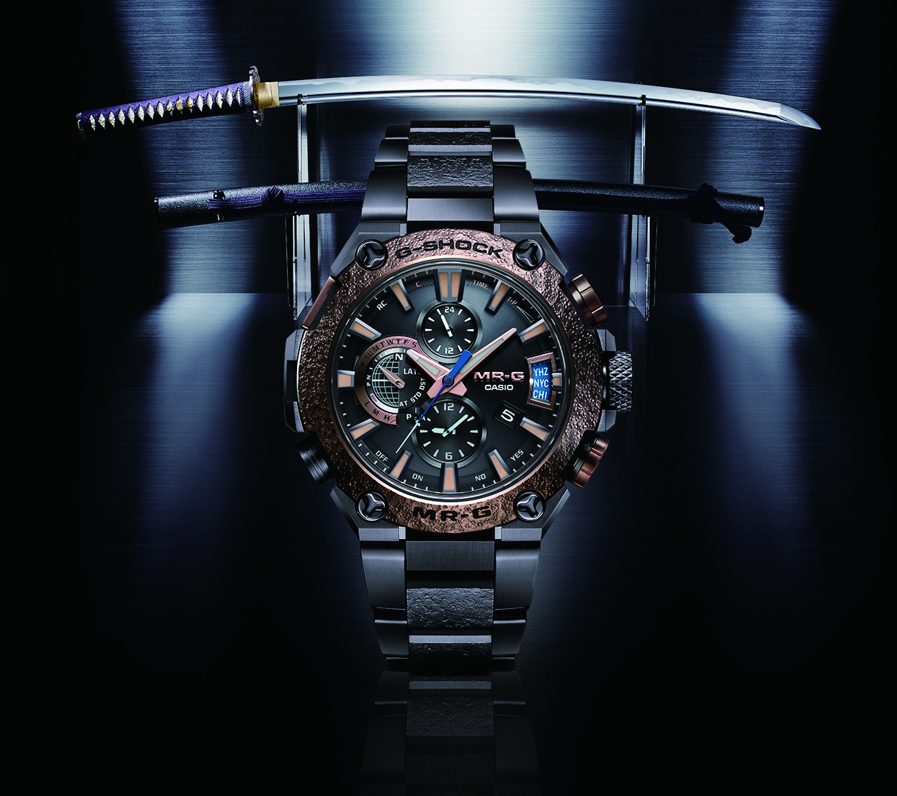 Casio G SHOCK Unveils Special Edition Connected MR G At