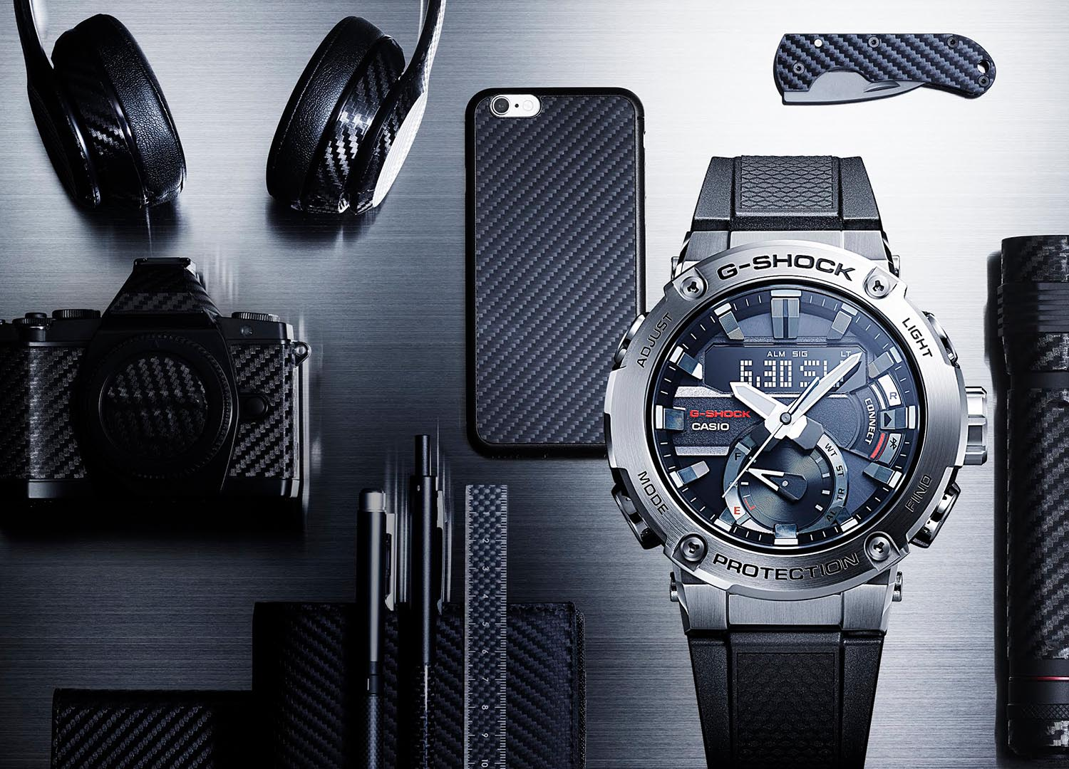 Casio G Shock Announces Latest G Steel Models To The Men S G Shock