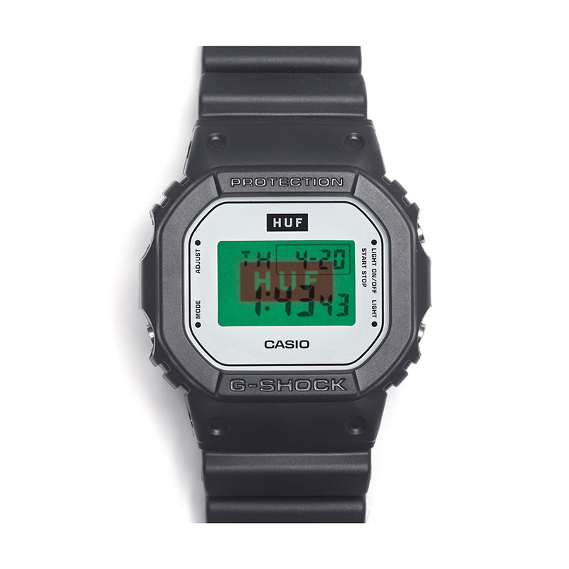 G-Shock Celebrates HUF's 15th Anniversary with Debut of New Collaboration Watch