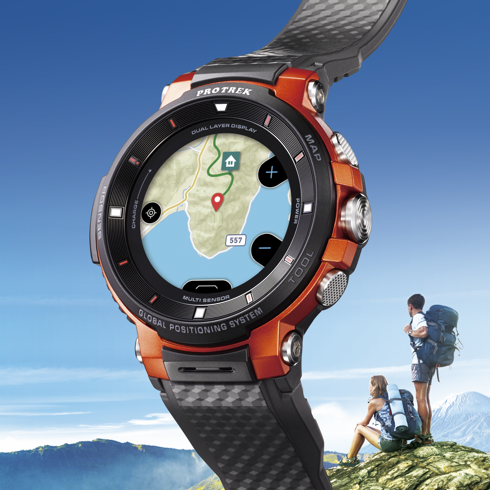 8c8b33b32f9 For more information on Casio s WSD-F30 and full PRO TREK collection of  timepieces