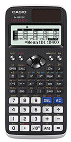 Casio Launches New fx-991EX Scientific Calculator with
