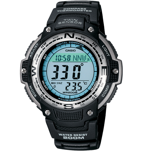 Sgw100b-3v sports | casio usa.