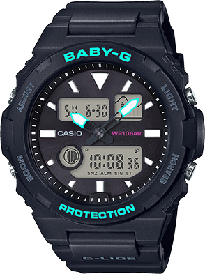 BAX100-1A in Black