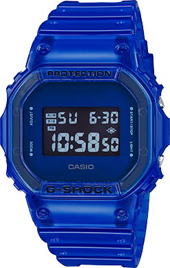 DW5600SB-2 in Blue
