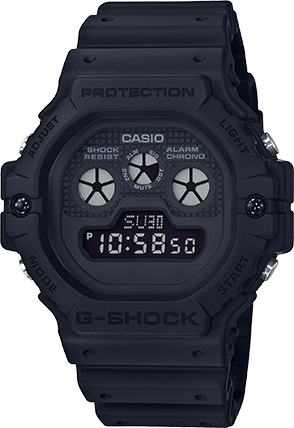 DW5900BB-1 in Black