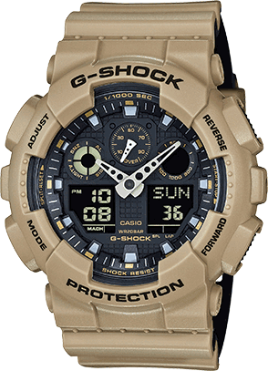 GA100L-8A in Brown