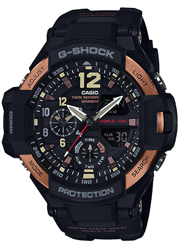Image of watch model GA1100RG-1A