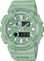 GAX100CSB-3A in Green