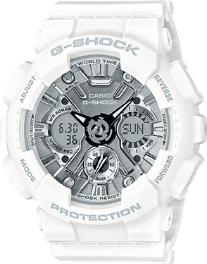 GMAS120MF-7A1 in White