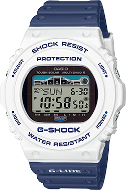 GWX5700SS-7 in Navy Blue/White