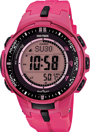 PRW3000-4B in Pink
