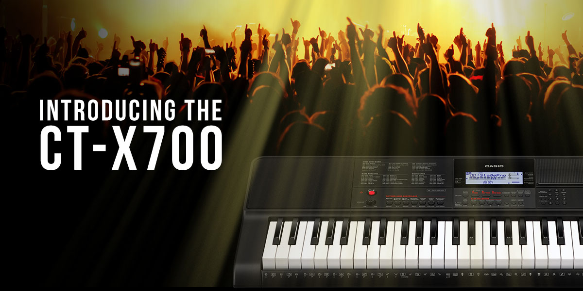 The New CT-X 700