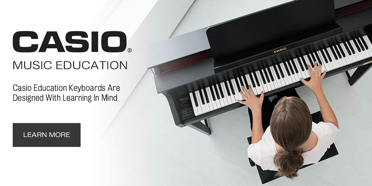 Casio Music Education