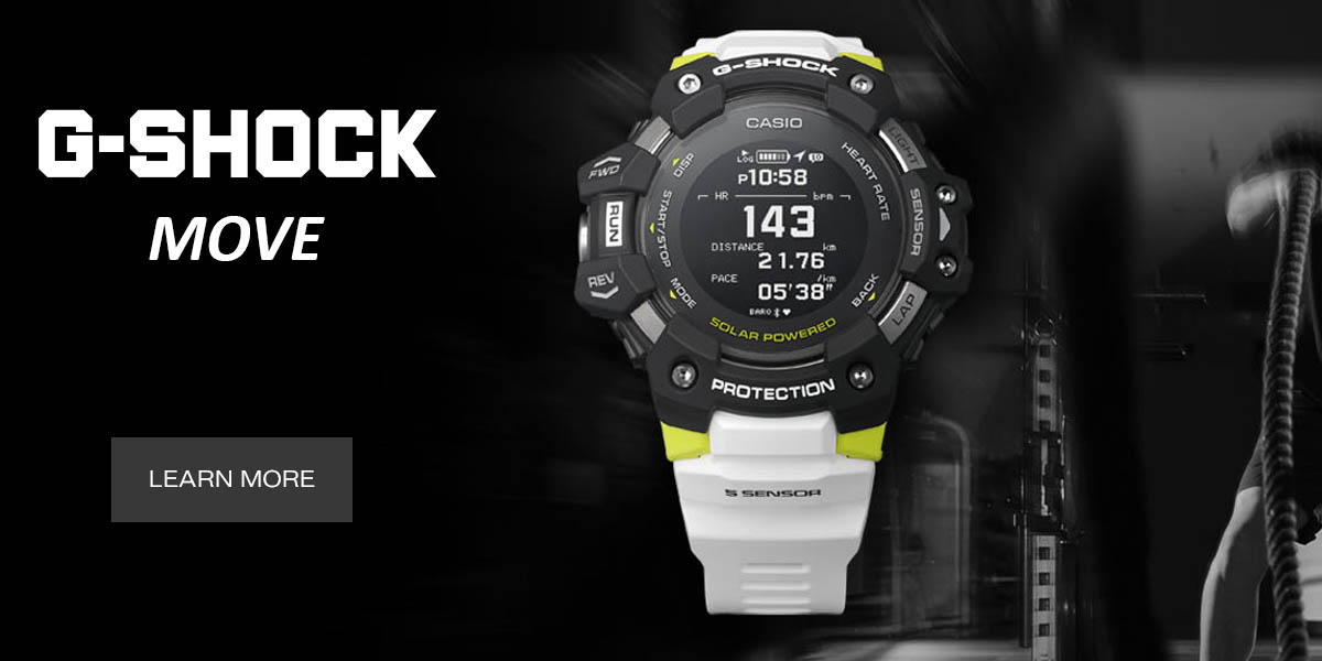 G-SHOCK MOVE