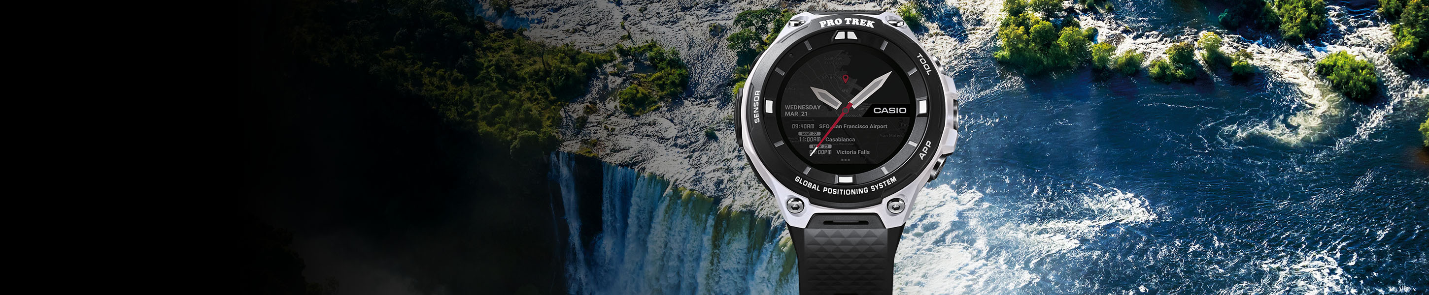 Pro Trek Smart Outdoor Watch