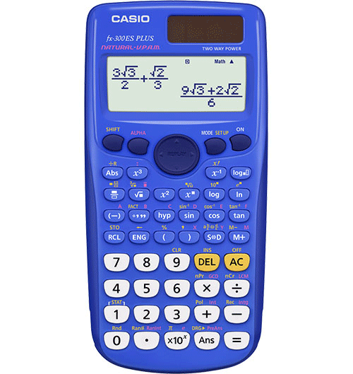 fx-300ESPLUSBU Calculator