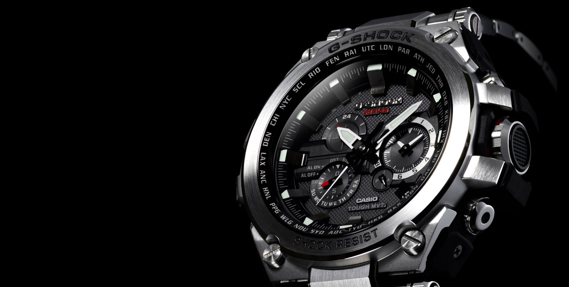 bad5caa09946 G-SHOCK by Casio - The best military and tactical watches