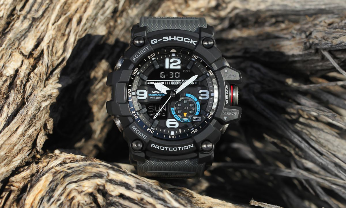 e49607a50c0 G-SHOCK Watches by Casio - Tough