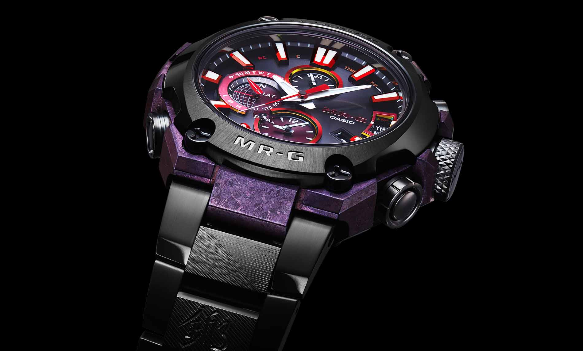 Casio G Shock MR G Comes To America With Titanium Case and