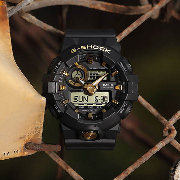 ga710 g-shock watch