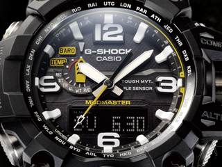 9e61f8301144 Men s G-SHOCK watches for military personnel and sports.