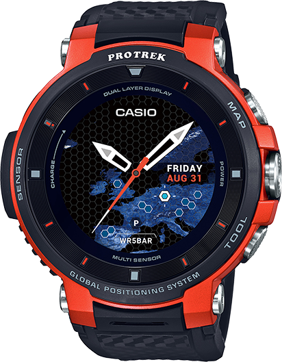 Pro Trek Smart Watch WSD-F30RG