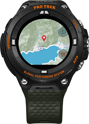 Protrek Smart Watch WSD-F20AGN $299