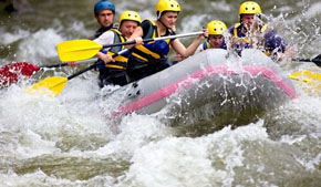 The beginners guide to whitewater rafting