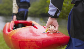 Simple tips for safe kayak storage