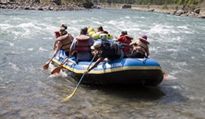 What you need to know about whitewater rafting