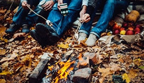 How to minimize your environmental impact on your next camping trip