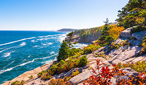 Exploring Acadia National Park