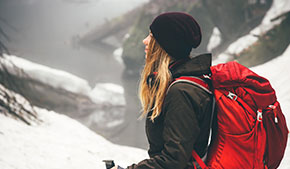 Winter hiking safety tips
