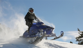 Avoid an accident: Practice snowmobile safety